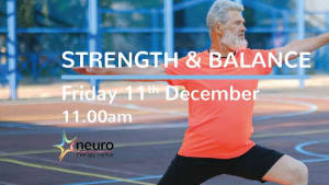 Strength and Balance Class