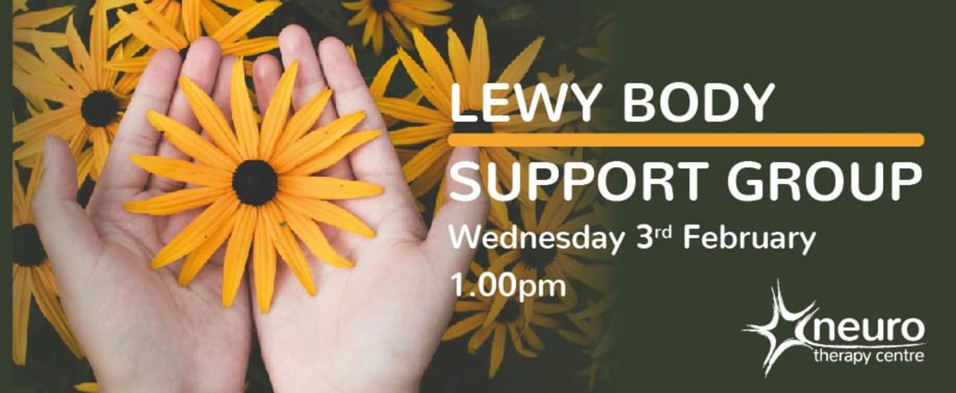Lewy Body Dementia support group