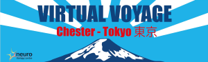 Virtual Voyage - Chester to Tokyo