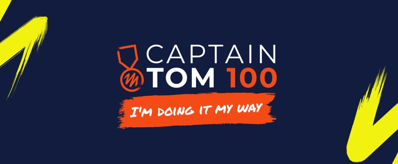 Captain Tom 100 Challenge Ideas