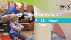 Gym/Boxing class